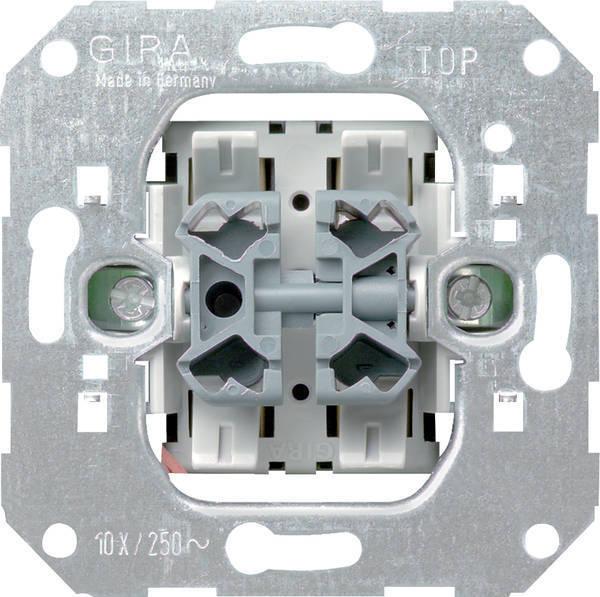 GIRA Wipptaster Einsatz Schließer 1-polig