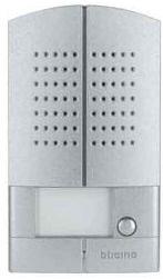 BTICINO 342931 Audio 2 Drähte Aluminium 3 Schaltflächen