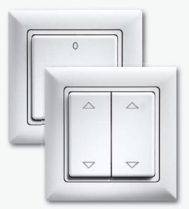 eltako unterputz lichtschalter elektrohandel hauschild. Black Bedroom Furniture Sets. Home Design Ideas