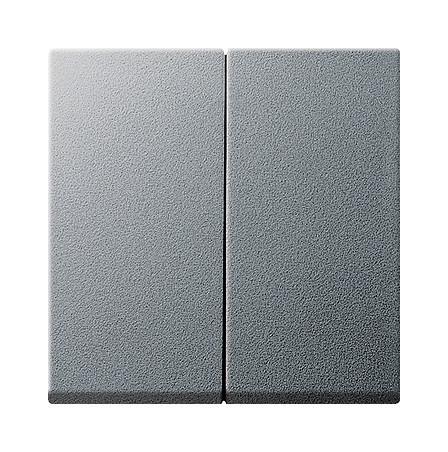 Gira 065003 Zentralstück für Dimmer reinweiss glänzend System 55